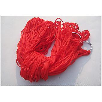 Comfortable Hanging Nylon Mesh Rope Hammocks