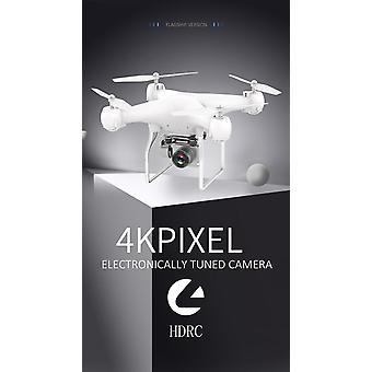 Double HD 4K RC Drone Quadrocopter avec caméra GPS WIFI Photographie aérienne grand angle| Hélicoptères RC
