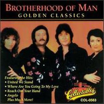 Brotherhood of Man - Golden Classics [CD] USA import