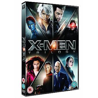 X-Men Trilogy DVD