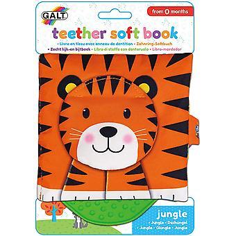 Soft Jungle Book Teether