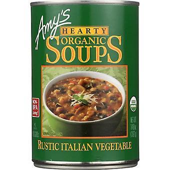 Amys Soup Veg Ital Gf, Case of 12 X 14 Oz
