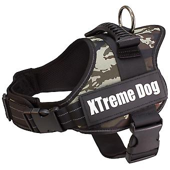 Arquivet Xtreme Classic Dog Harness Camouflage
