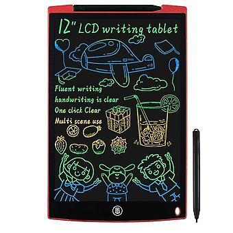 12Inch lcd كتابة قرص التعليم المبكر اللعب مع المغناطيس