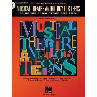 Antologia de Teatro Musical para Adolescentes Partituras, CD