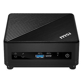 Mini PC MSI 10M-004XES i3-10110U 4 GB RAM 256 GB SSD Black