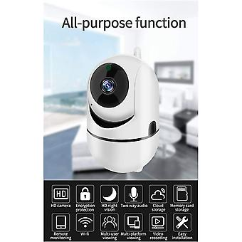 New model 2021 WiFi high resolution camera, 1080 pixels, Suitable for baby and pet monitoring,