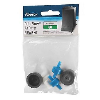 Kit de réparation de pompe à air Aqueon QuietFlow - Kit de pompe à air 60