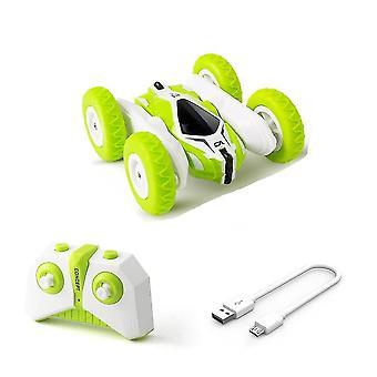 Rc coche 2.4g para acrobacias, deriva, buggy de deformación capaz de giros de 360 grados para niños(1)