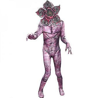 Kids Stranger Things Demogorgon Cosplay Costume The Monster
