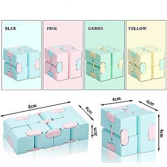 Sensory Infinity Cube Stress Fidget Toys Autism Anxiety Kids
