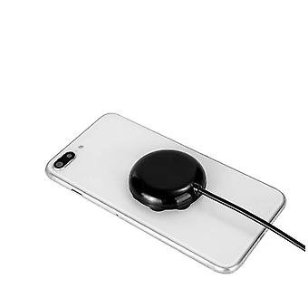 Zikko Zw8047 Portable Charging Pad With Fast Suction Cup For Iphone Xr Xs