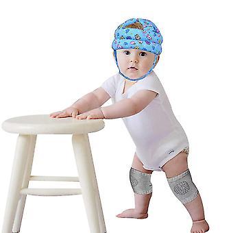 Baby Spædbarn Toddler Hjelm Kids Head Cushion Running Walking Crawing Sikkerhedshjelm