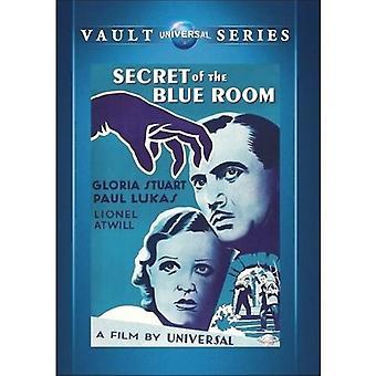 Secret of the Blue Room [DVD] USA import