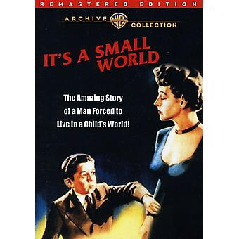 It's a Small World (Remastered) [DVD] USA import