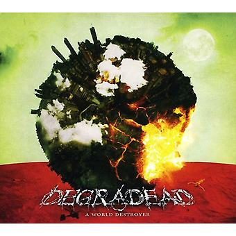 Degradead - World Destroyer [CD] USA import