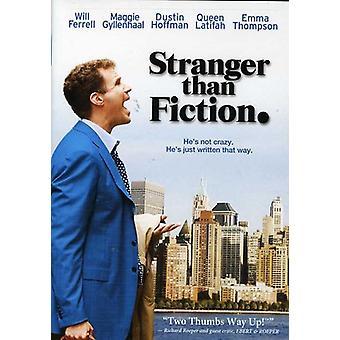 Import USA Stranger Than Fiction [DVD]