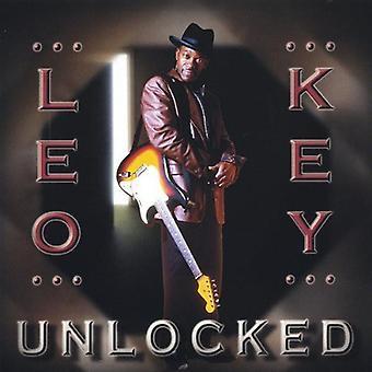 Leo Key - Leo nøkkel ulåst [DVD] USA import