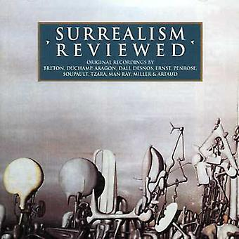 Surrealism Reviewed - Surrealism Reviewed [CD] USA import