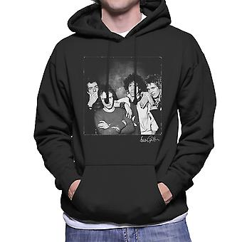 The Clash At The Roundhouse London Men's Hooded Sweatshirt