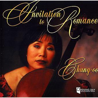 Chung-Oo - Invitation to Romance [CD] USA import