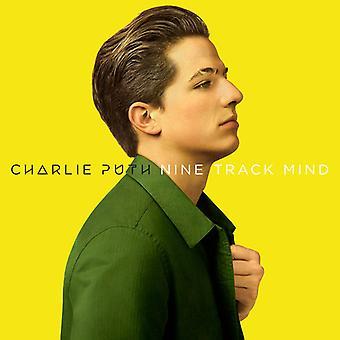 チャーリー Puth - 9 トラック心 [CD] USA 輸入