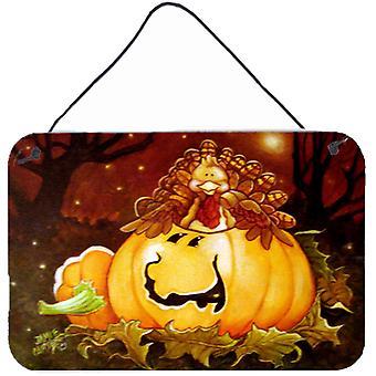 Somebody to Love Pumpkin Halloween Wall or Door Hanging Prints