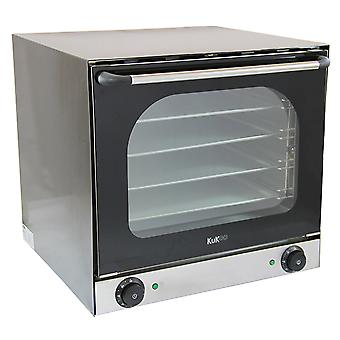 Convection Oven Electric Commercial Baking Stainless Steel plus 4 Baking Trays