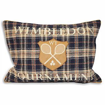 Riva Home Wimbledon Cushion Cover
