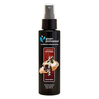 Groom Professional Warm Mince Pies Festive Scent Dog Cologne