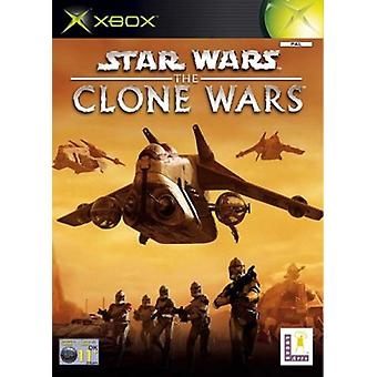 Star Wars Clone Wars (Xbox) - Nouveau