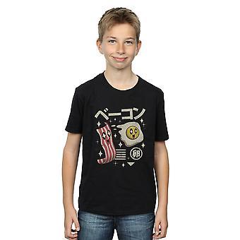Vincent Trinidad Boys Kawaii Breakfast T-Shirt
