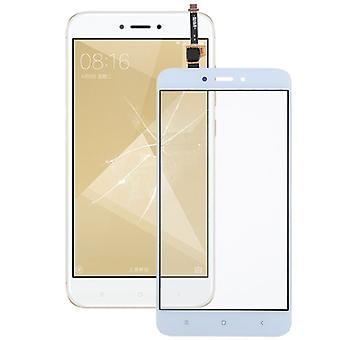 Digitalizador de exibição tela toque branco Xiaomi Redmi 4 X peças de reposição