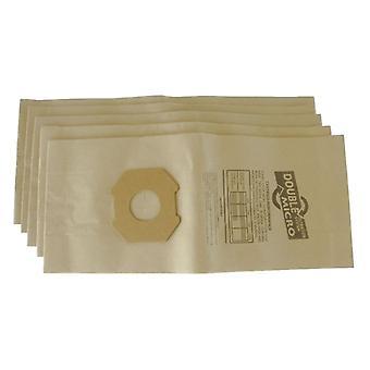 Hitachi pystyssä pölynimuri Dust paperipussit
