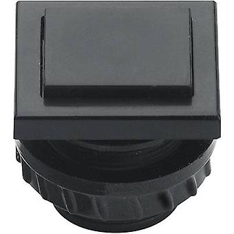 Grothe 61045 Bell button 1x Black 24 V/1,5 A
