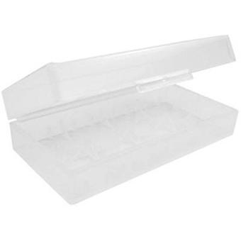 Akku-Box 2 x 18650 EnerDan Kiste 18650 (L x b x H) 77 x 42 x 22 mm