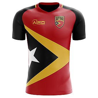 2018-2019 Oost-Timor Home Concept voetbalshirt