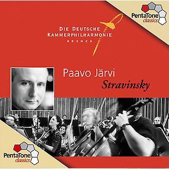 I. Stravinsky - Paavo J Rvi Conducts Stravinsky [SACD] USA import
