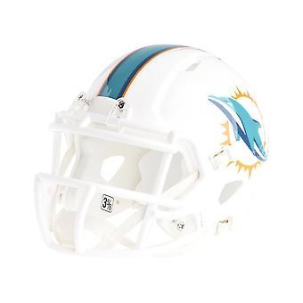 Riddell mini fotball hjelm - NFL Miami Dolphins 2018 hastighet