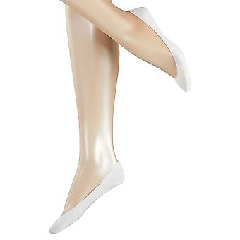 Esprit Basic Invisible 2 Pack sokker - hvid