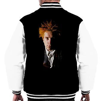 John Lydon Johnny Rotten van Public Image Ltd mannen Varsity Jacket
