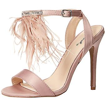 Qupid Womens Ara 341 x Open Toe Casual Ankle Strap Sandals