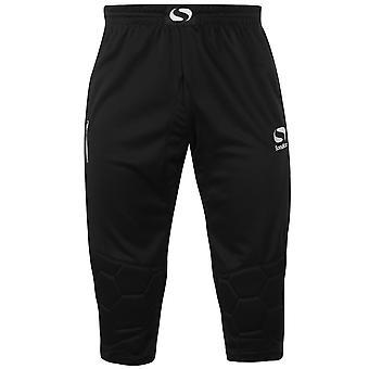 Pantalones de tres cuartos de portero Sondico Mens pantalones pretina Elasticated