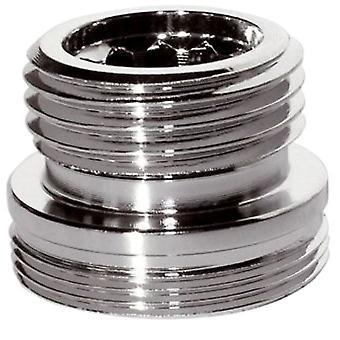 Réduction de métal adaptateur pour robinet d'eau robinet divers Types de 22 à 24 mm