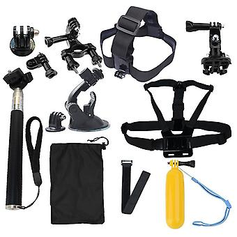 GoPro Accessories-11 Parts Combokit