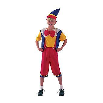 Pinocchio, Medium.