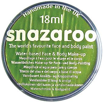 Snazaroo Lime Green make-up 18ml.