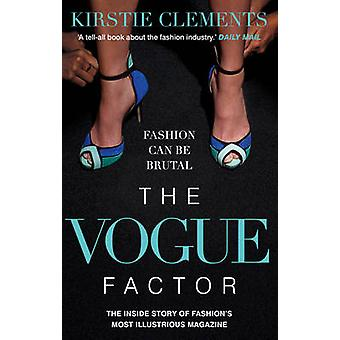 The Vogue Factor by Kirstie Clements - 9781783350155 Book