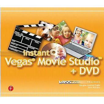 Błyskawiczne Vegas Movie Studio przez Douglas Spotted Eagle - Jeffrey P. Fish