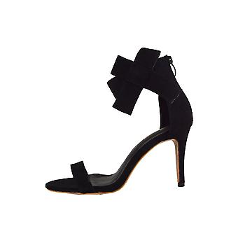 Lovemystyle sort bånd hæle Sandaler